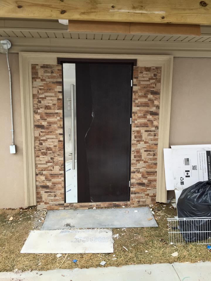 Exterior Doors Installation
