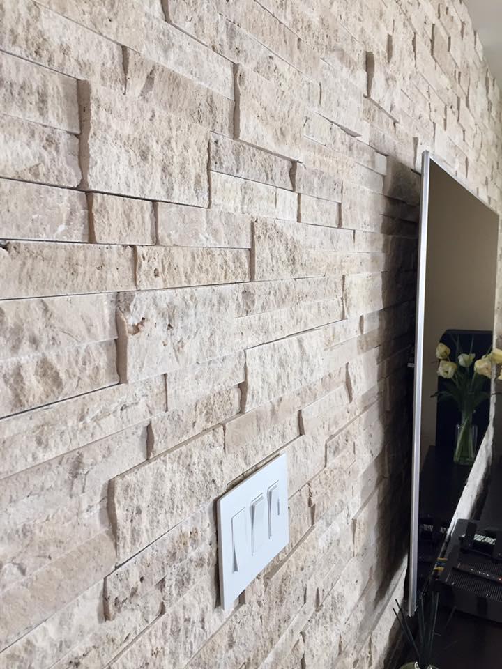 Ledger Stone Installation
