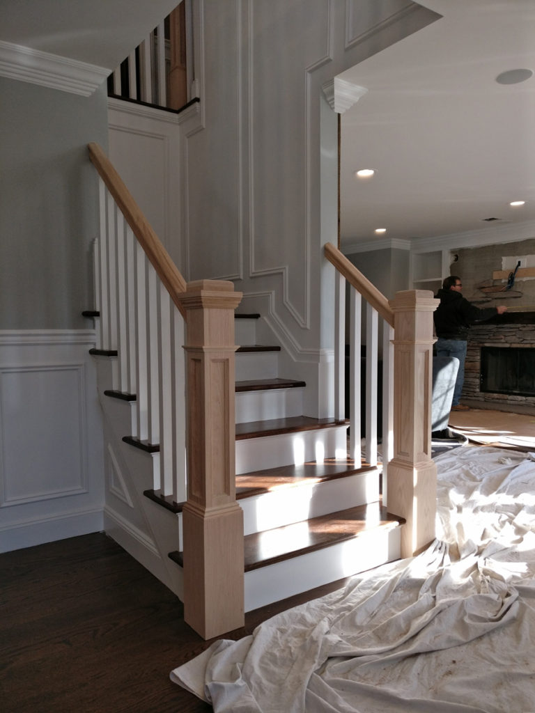 Staircases And Railings Remodel